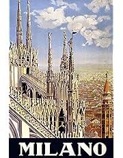 Milano: 2019 Calendar Daily Weekly & Monthly Organizer Planner (Milan)