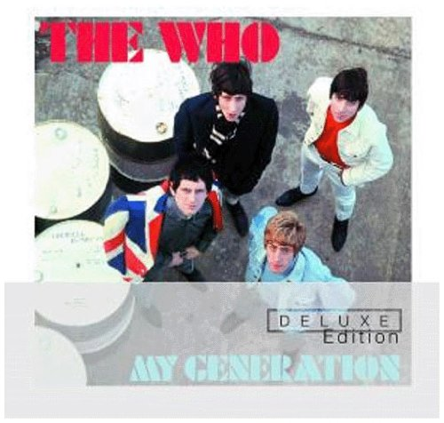 CD : The Who - My Generation (Bonus Tracks, Remastered, Deluxe Edition, Digipack Packaging, 2 Disc)