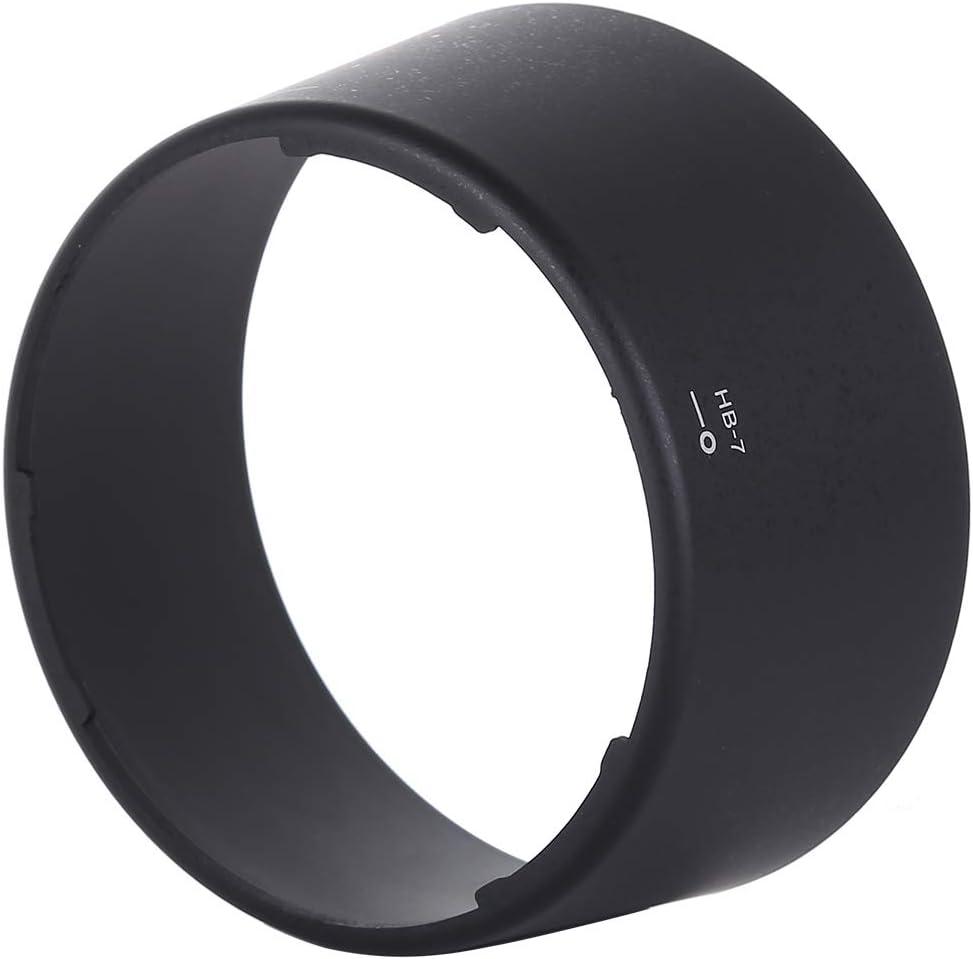 CAOMING HB-7 Lens Hood Shade for Nikon AF 80-200mm f// 2.8D ED Lens Durable