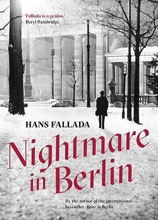 book cover of Nightmare in Berlin