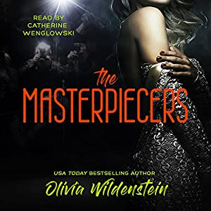The Masterpiecers Audiobook
