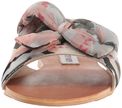 Madden Sandal Women's Pink Multi Alex Steve Flat Swqdq