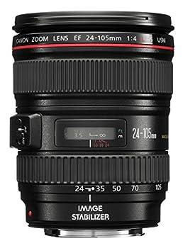 Canon Ef 24-105mm F4l Is Usm Zoom Lens - White Box (New) (Bulk Packaging) 0