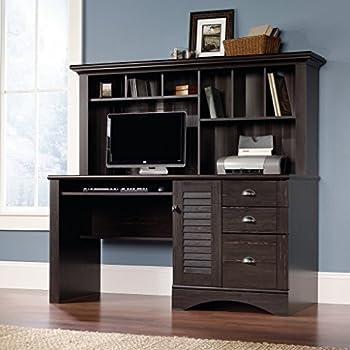 Sauder 401634 Harbor View Computer Desk, Antiqued Paint
