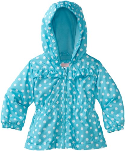 London Fog Baby Girls' Anorak Jacket
