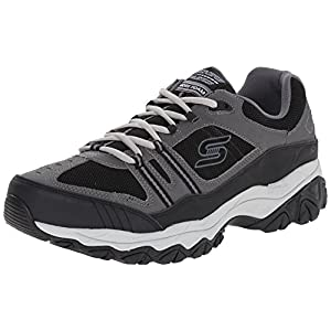 best Skechers Sport Men's Afterburn Strike Sneaker