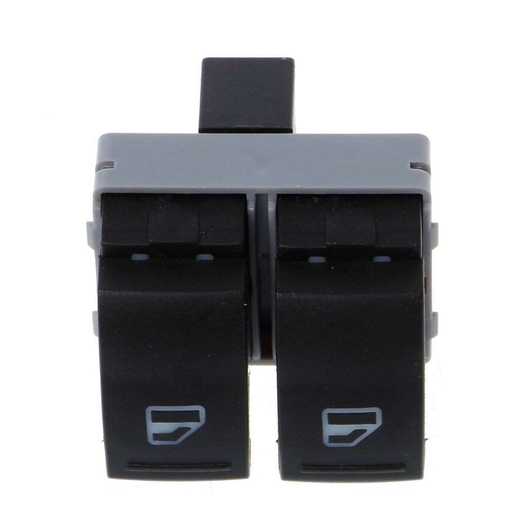 Xuniu Interruptor de Elevador de la ventanilla del Coche el/éctrico para VW Transporter T5 T6