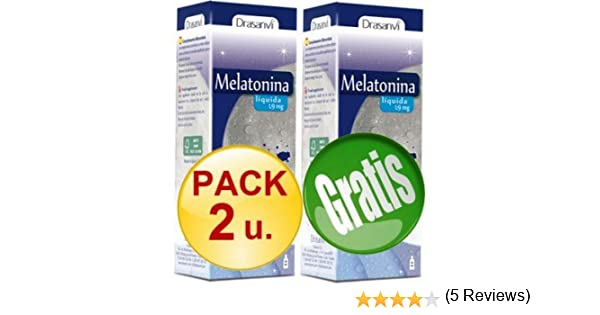 ESI - PACK 2+1 MELATONINA GOTAS 50 ML 1,9 MG LIQUIDA - pack-3 ...