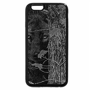 "iPhone 6S Plus Case, iPhone 6 Plus Case (Black & White) - ""Watching""....."