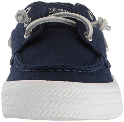 Sperry Top-sider Femmes Crest Resort Corde Sneaker Marine