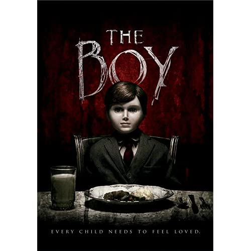 The Boy (2016) [DVD]