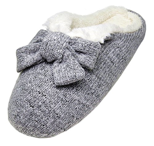 Bow Slippers - 1