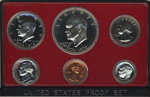 1975 U.S. Mint Proof Set