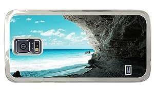 Hipster sale Samsung Galaxy S5 Case Ageeba Beach Egypt PC Transparent for Samsung S5 by icecream design