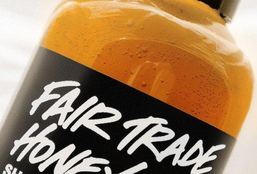 Fair Trade Honey Shampoo 8.4 oz by - Shampoo Moisturizing Lush