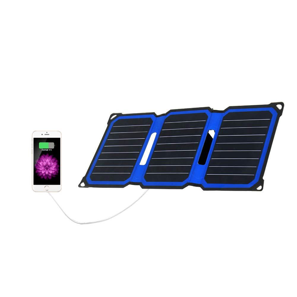 Cargador Solar Portatil De 14 Watts De Salida Flexsolar
