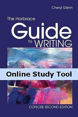 The harbrace guide to writing, concise by cheryl (cheryl glenn) glenn.