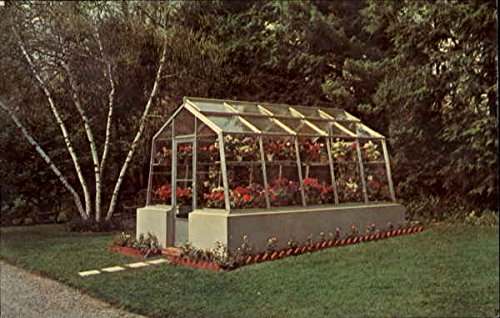 - Vintage Advertising Postcard: Greenhouse Catalog Lord and Burnham Advertising