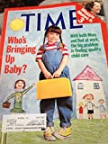Time Magazine June 22 1987 Who's Bringing Up Baby? * Maggie Makes it 3