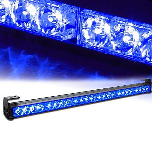 Blue Led Emergency Vehicle Lights in US - 6