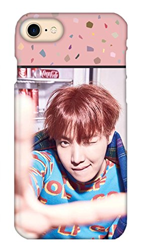 BTS Funda para iPhone [LOVE YOURSELF HER] (Chicos de Bangtan) JUNGKOOK (7/8+)