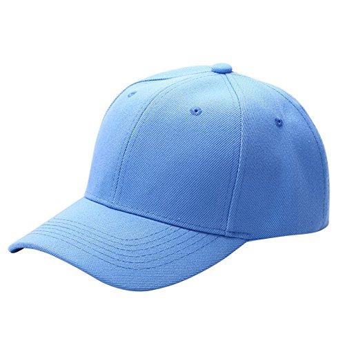 Curvada Su Solid Mujeres Colori Llxln Unisex Hombres Hat Hat Caps Gorra Ajustable Máximo Visera Hip Plain Hop Alcanzó Visera BXTnAnPqw