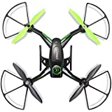 Ready to fly Drone Quadcopter Brushless Motor 6-Axis RC (green)