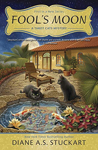 Fool's Moon (A Tarot Cats Mystery Book 1)