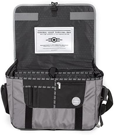 Fallout 4 Messanger Bag: Official Licensed Merchandise - Vault Tec ...