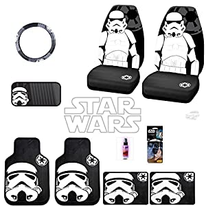 Amazon Star Wars Car Seat Covers