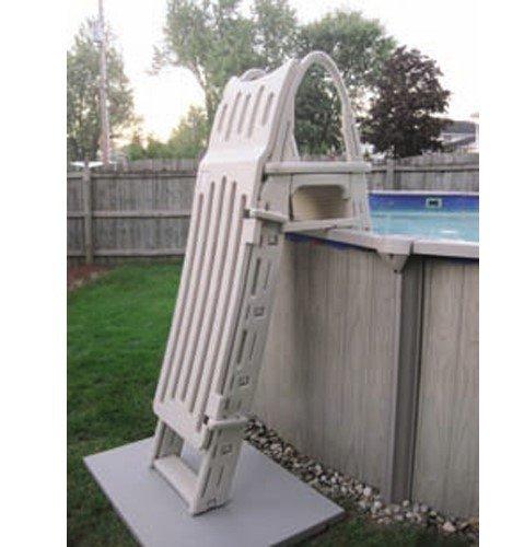 Confer Plastics Gate Attachment for 7200 Roll-Guard Ladder by Confer Plastics