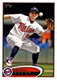 2012 Topps Update Series Baseball Rookie Card IN SCREWDOWN CASE #US161 Brian Dozier ENCASED