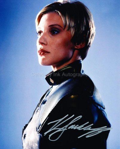 KATEE SACKHOFF as Captain Kara 'Starbuck' Thrace - Battlestar Galactica from Celebrity Ink