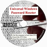 Software : Recovery Boot Password Reset USB -Better Than CD Disk- Works on All Windows Versions 10/7/XP/Vista/2000/98/ - No Internet Connection Required-Reset Lost Password-Windows Based (DVD-DISC, DVD-DISC)