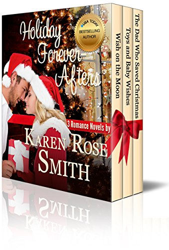 Holiday Forever-Afters Boxed Set: Three Christmas Romances (Christmas And New Year Wishes For Business Partners)