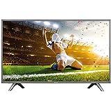 """Hisense H60N5705 60"""" 4K Ultra HD Smart TV Wi-Fi Black,Grey LED TV - LED TVs (152.4 cm (60""""), 3840 x 2160 pixels, Direct-LED, Smart TV, Wi-Fi, Black, Grey)"""