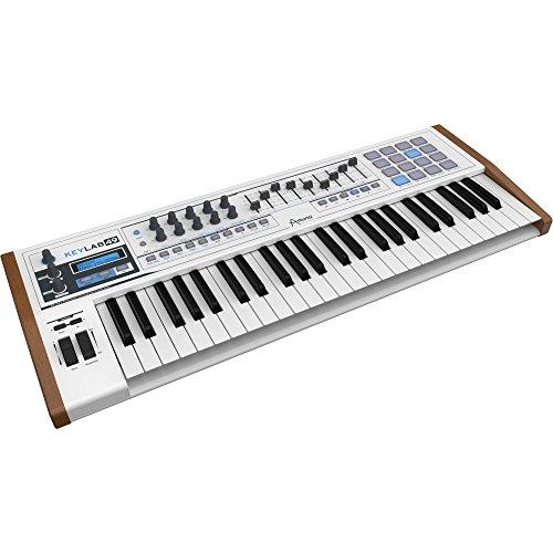 Arturia KeyLab 88 MIDI/USB Hammer-Action Hybrid Keyboard Controller by Arturia