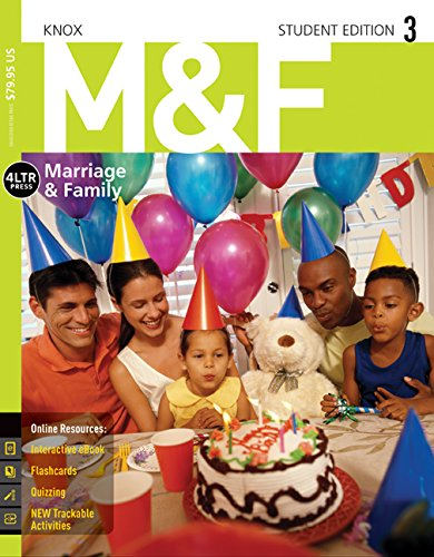 M&F (with CourseMate, 1 term (6 months) Printed Access Card) (New, Engaging Titles from 4LTR Press) by Wadsworth Publishing