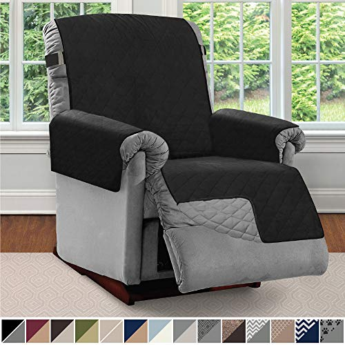 Protective Quilted Reversible Recliner Furniture Oversize Ch