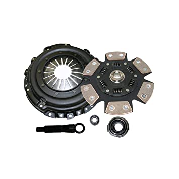 Competition Clutch 8026-1620 Stage 4 Sprung Sport Compact Clutch Kits by Competition Clutch: Amazon.es: Coche y moto