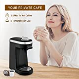CHULUX Single Serve Coffee Maker Brewer for Single