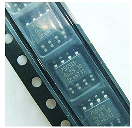 10PCS ICM7555ID 7555 SOP-8 NXP General purpose CMOS timer NEW GOOD QUANLITY