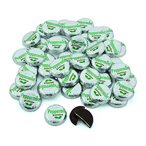 Christmas Peppermint Patties,Chocolate Mint, Palmers Chocolate (Peppermint Patties)