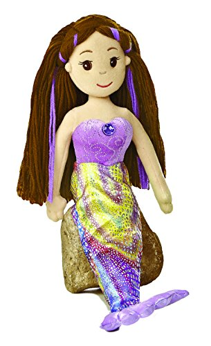 "Aurora World Sea Sparkles Plush Merissa Mermaid, 18"" from Aurora"