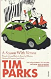 Front cover for the book A Season With Verona by Tim Parks