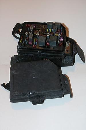 06-13 chevy impala 5 3l under hood relay fuse box block panel warranty  #2920, fuse boxes - amazon canada