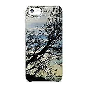 MMZ DIY PHONE CASEHot JMb1233ZNou Tree Tpu Case Cover Compatible With iphone 5/5s
