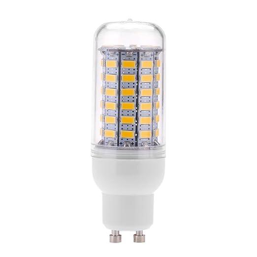 Luz del maiz - SODIAL(R) GU10 10W 5730 SMD 69 LED bombillas LED