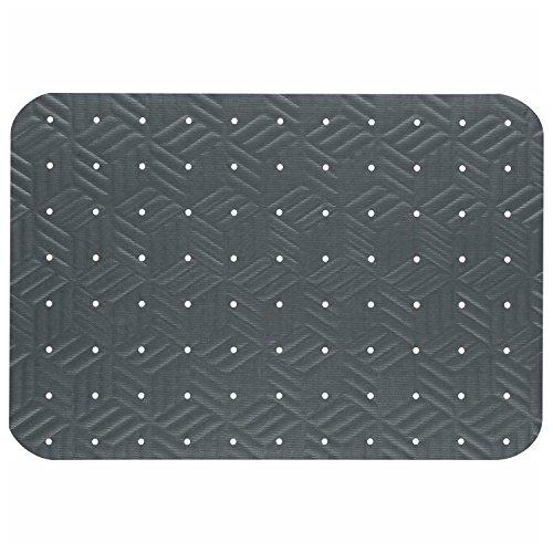 Drainable Mat (Andersen Company WetStep Drainable Mat, 2' x 3', Gray)