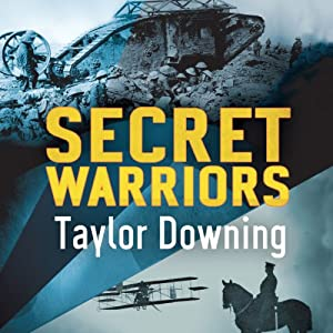 Secret Warriors Audiobook